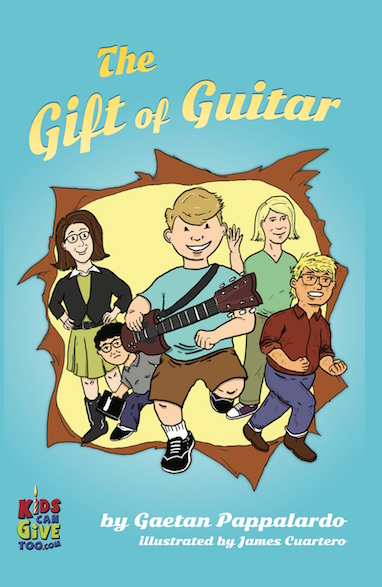 Kcgt original book the gift of guitar img